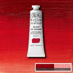 Winsor & Newton Artist Oil Colour 37ml tube-  WINSOR RED DEEP