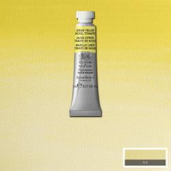 Winsor & Newton Professional (Artists) Watercolour 5ml Tube Lemon Yellow Nickel Titanium