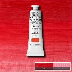 Winsor & Newton Artist Oil Colour 37ml tube-  BRIGHT RED