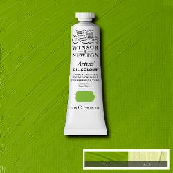 Winsor & Newton Artist Oil Colour 37ml tube-  CADMIUM GREEN PALE NY-1214