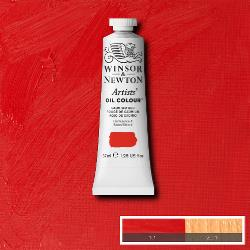 Winsor & Newton Artist Oil Colour 37ml tube-  CADMIUM RED