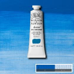 Winsor & Newton Artist Oil Colour 37ml tube-  CERULEAN BLUE