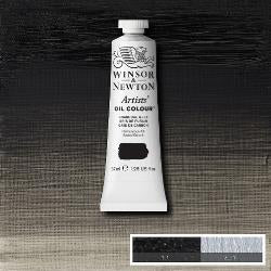 Winsor & Newton Artist Oil Colour 37ml tube-  CHARCOAL GREY