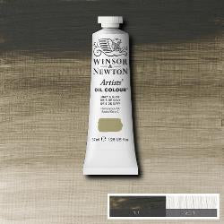 Winsor & Newton Artist Oil Colour 37ml tube-  DAVYS GRAY