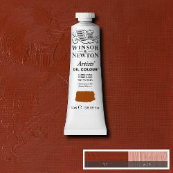 Winsor & Newton Artist Oil Colour 37ml tube-  TERRA ROSA
