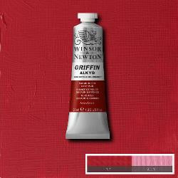 Winsor & Newton GRIFFIN Fast-drying Alkyd Oil Colour 37ml tube-	Cadmium Red Deep Hue