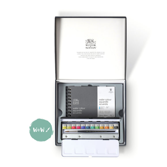 Winsor & Newton Professional (Artist's ) Water Colour Set- JOURNAL GIFT COLLECTION