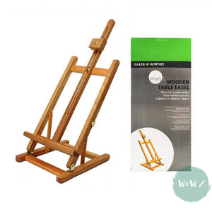 Table Easel Daler Rowney 'Simply' Wooden