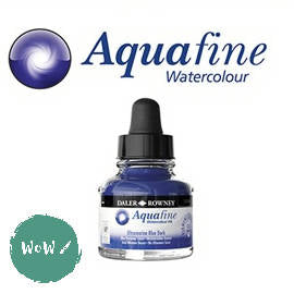 Daler Rowney Aquafine Watercolour Ink- 29.5ml Bottles