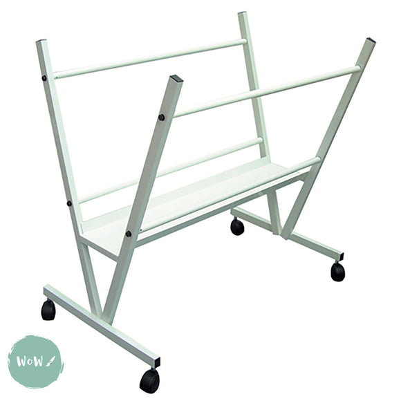 Print Rack- FOME Brand, Metal with castors to suit A1/A2