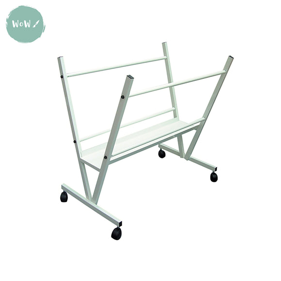 Print Rack- FOME Brand, Metal with castors to suit A3/A4