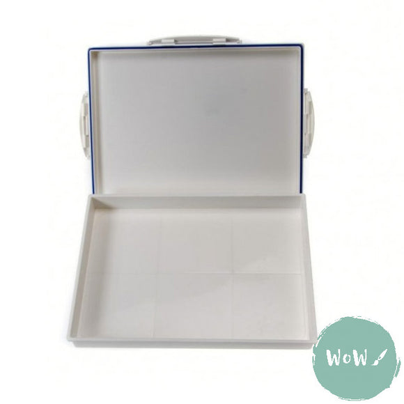 Plastic Palette- Frisk Deluxe re-sealable Airtight Box