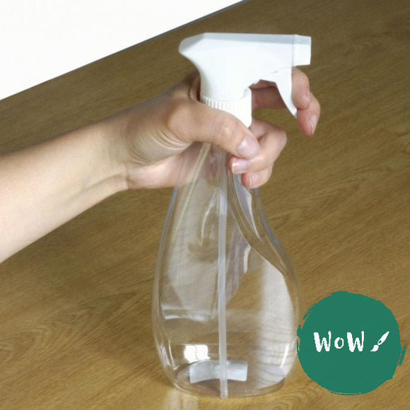 Plastic Trigger bottle 500ml