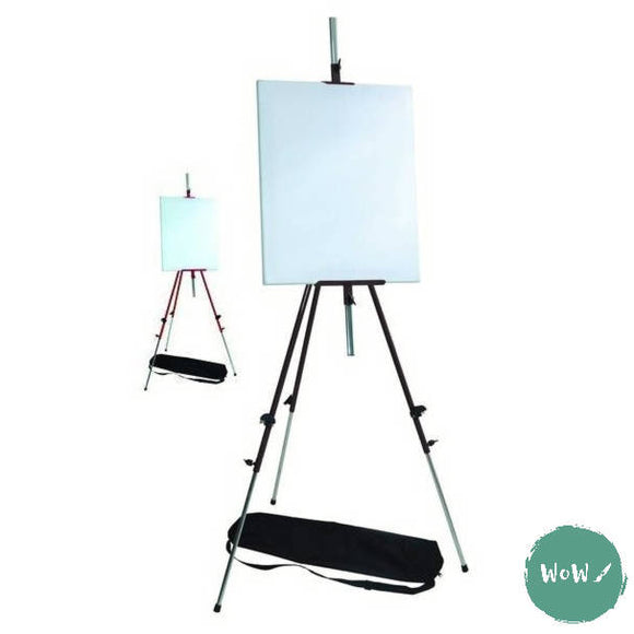 Steel Sketching Easel & Carry bag