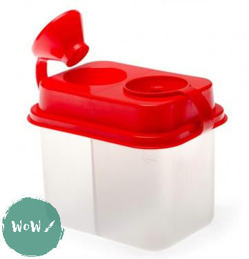 Water Pot- Travel Brush Washer, Portable Water Container