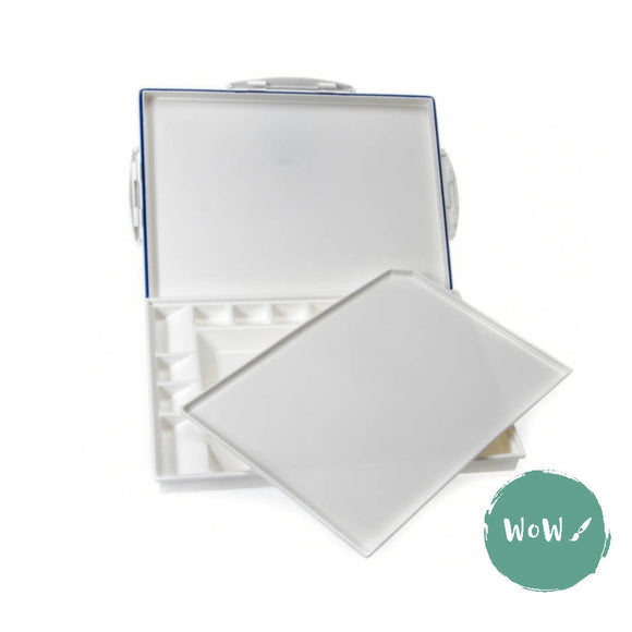 Plastic Palette- Frisk Premier re-sealable Airtight Box