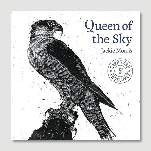 Jackie Morris- Queen of the Sky, Set of 5 Gift Cards & Envelopes PACK 2