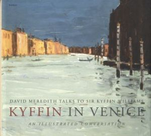 Kyffin in Venice by David Meredith