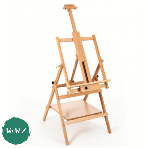 Studio Easel- ESSEX - Adjustable Studio Easel