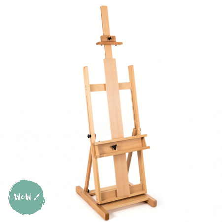 Studio Easel- STIRLING - Large Heavy Duty 'H' Shape
