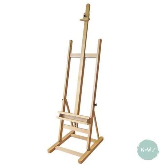 Studio Easel- SUSSEX - 'H' Shape Easel