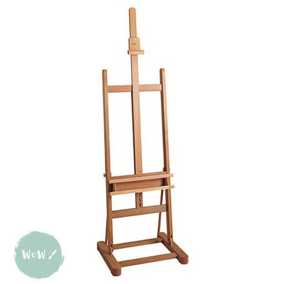 Mabef  'H' Frame Studio Easel with shelf M09