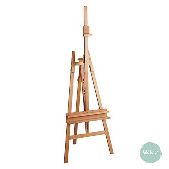 Studio Easel- Mabef M11 Lyre (A frame) Easel Inclinable