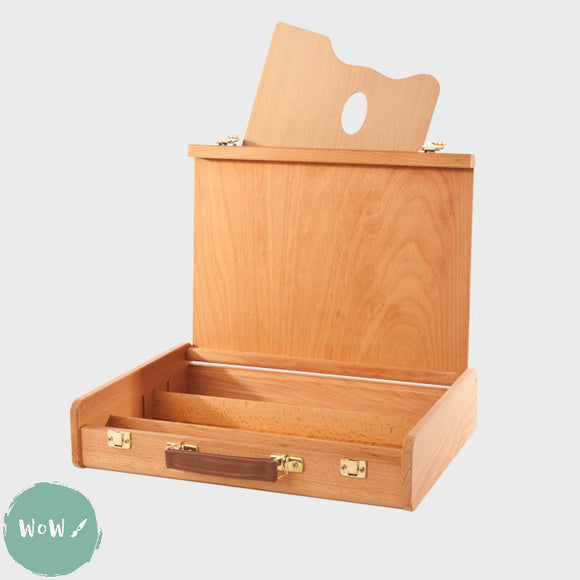 Artists Wooden Storage Box- Mabef M112 including Palette
