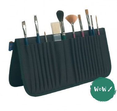 Brush Storage & Carrying Easel Case- Artcare by Mapac