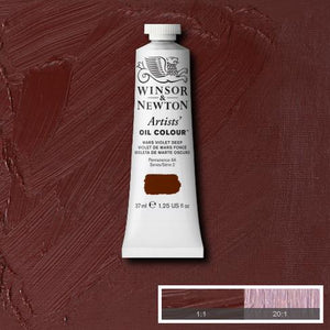 Winsor & Newton Artist Oil Colour 37ml tube-  MARS VIOLET DEEP