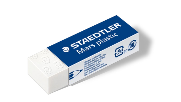 Staedtler 526 50 Eraser- Buy 5 for 99p each
