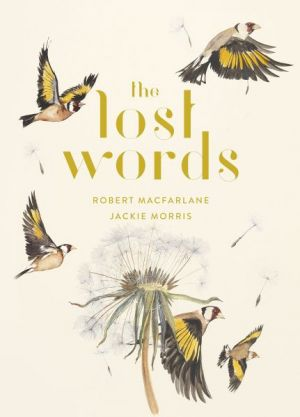 Robert Macfarlane & Jackie Morris-The Lost Words, Hardback book