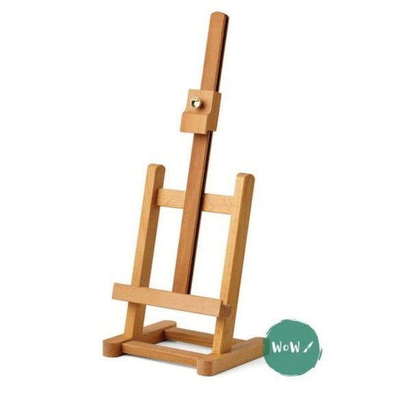Table Easel- Winsor & Newton Easel- RHINE- Small Fixed H Frame