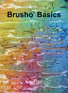 Brusho Basics Book- by Isobel Hall