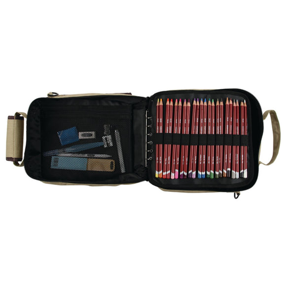 Derwent Carry All Pencil Storage Carry Case