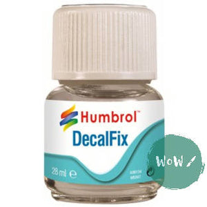 HUMBROL DECALFIX 28ml AC6134