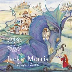 Jackie Morris-Dragon Greeting Card Pack