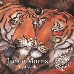 Jackie Morris-Tiger Greeting Card Pack