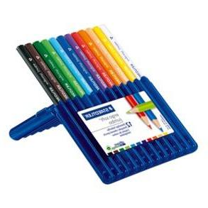 Staedtler Ergosoft® 'Jumbo' 158 coloured pencil set