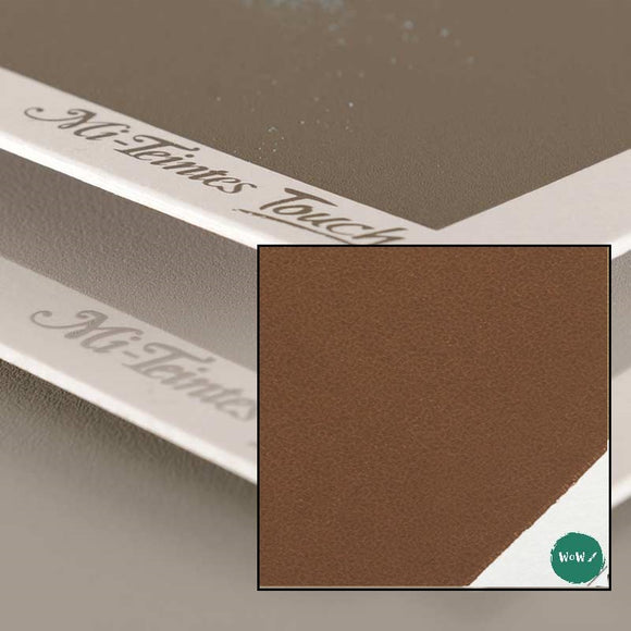 Canson Mi-Tientes Touch Sanded Pastel 350gsm sheets 50 x 65 cm - SEPIA