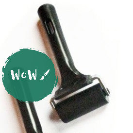 Hard rubber roller for Lino printing & General Crafts 60mm wide