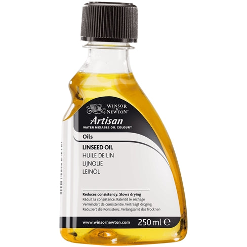 Artisan Water Mixable Oil- Linseed Oil