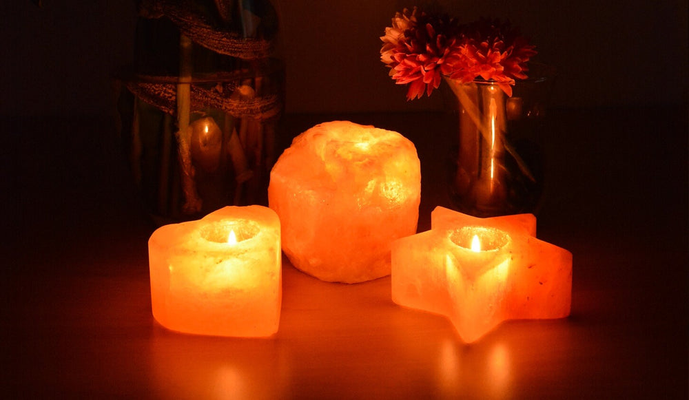 Himalayan Salt Candles