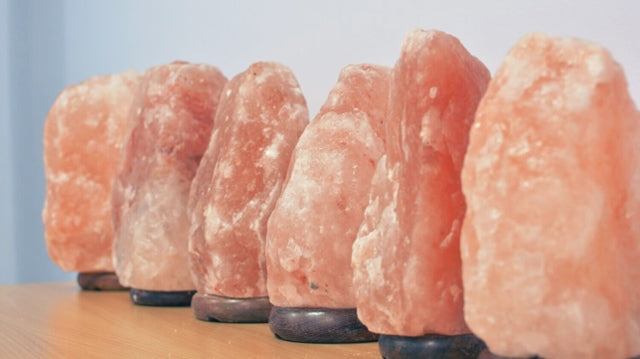All Natural Salt Lamps
