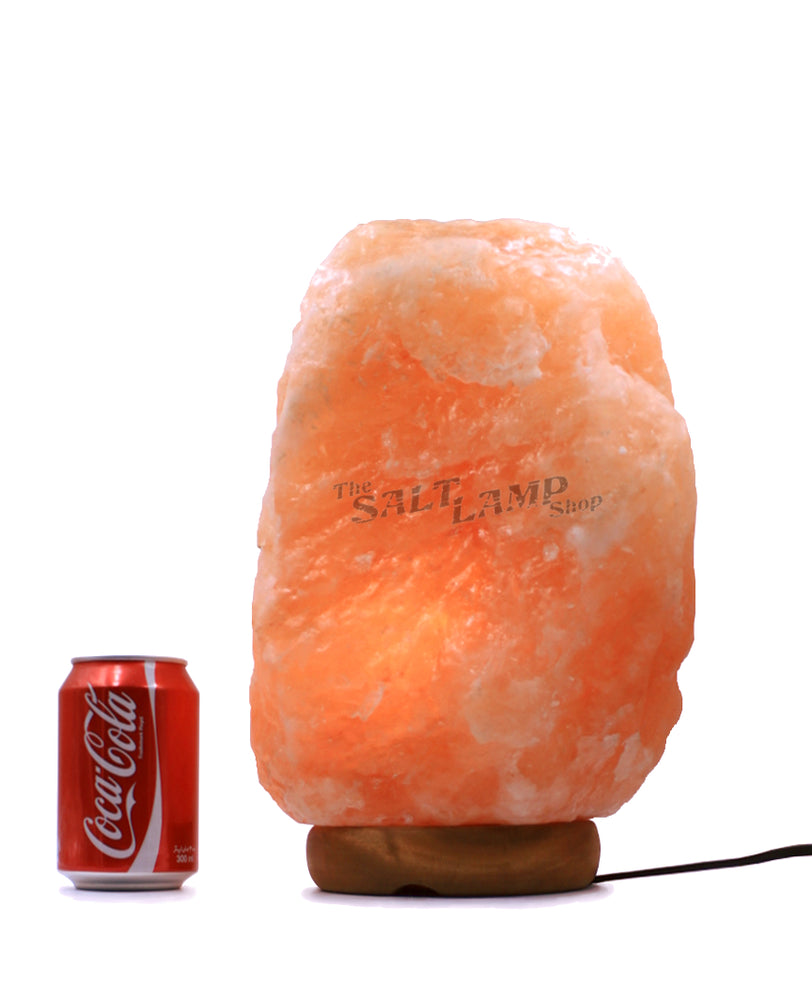 10-15kg Himalayan Salt Lamp (Timber Base)