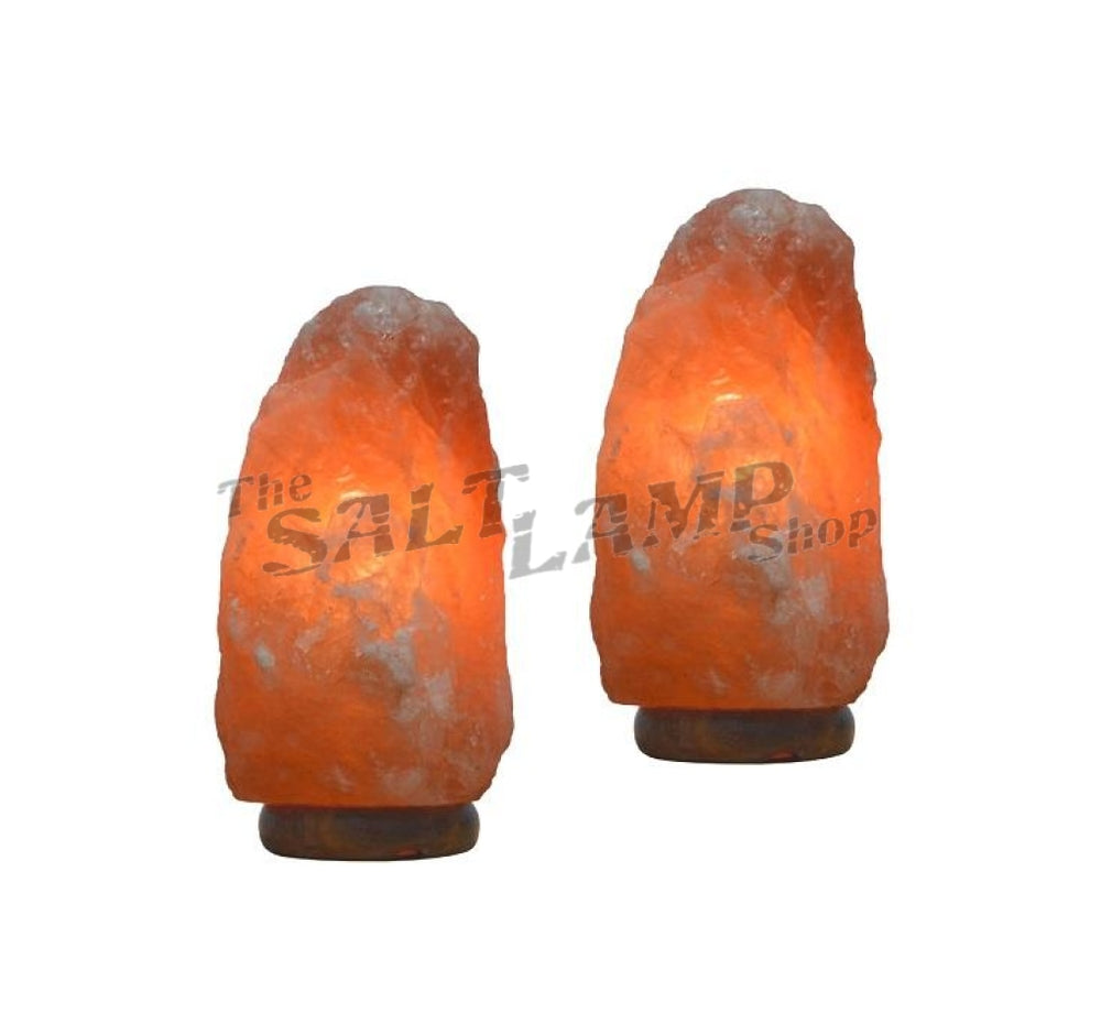 2 X 2-3Kg Salt Lamps Package