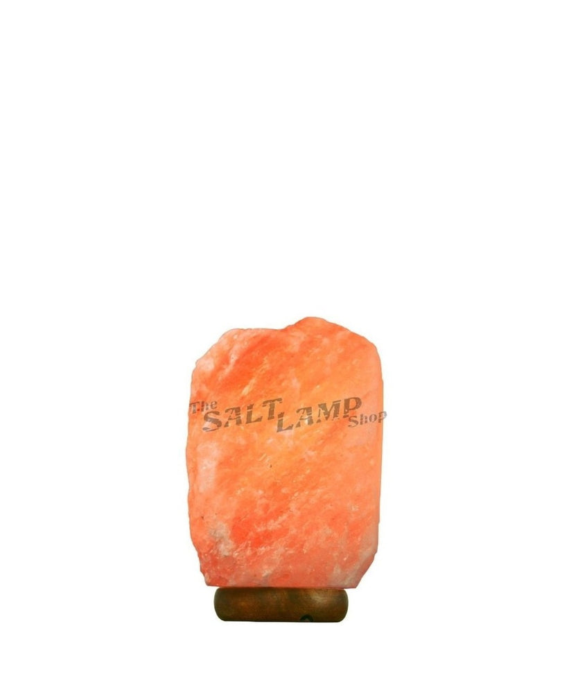 3-5kg Himalayan Salt Lamp (Timber Base)
