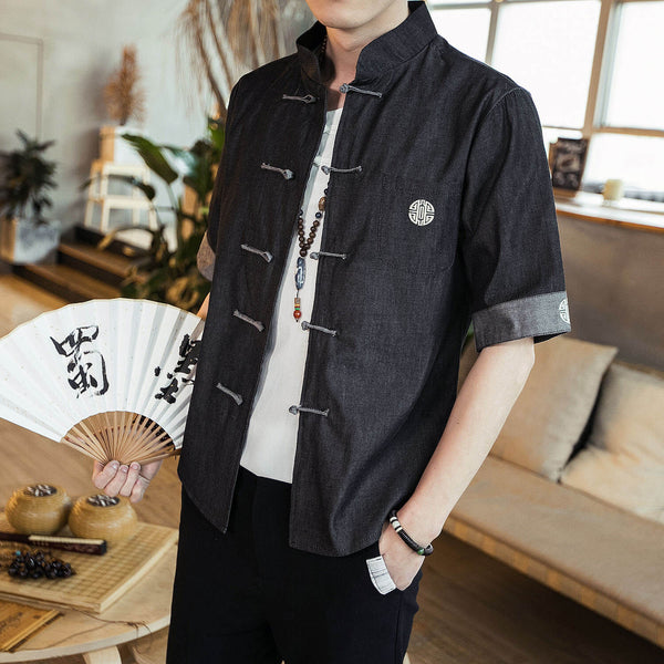 Nugi Denim Shirt