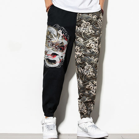 Namigon Two-Tone Pants