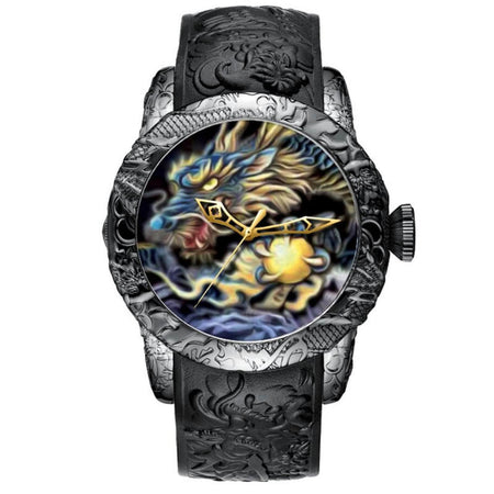 Kingudoragon Watch